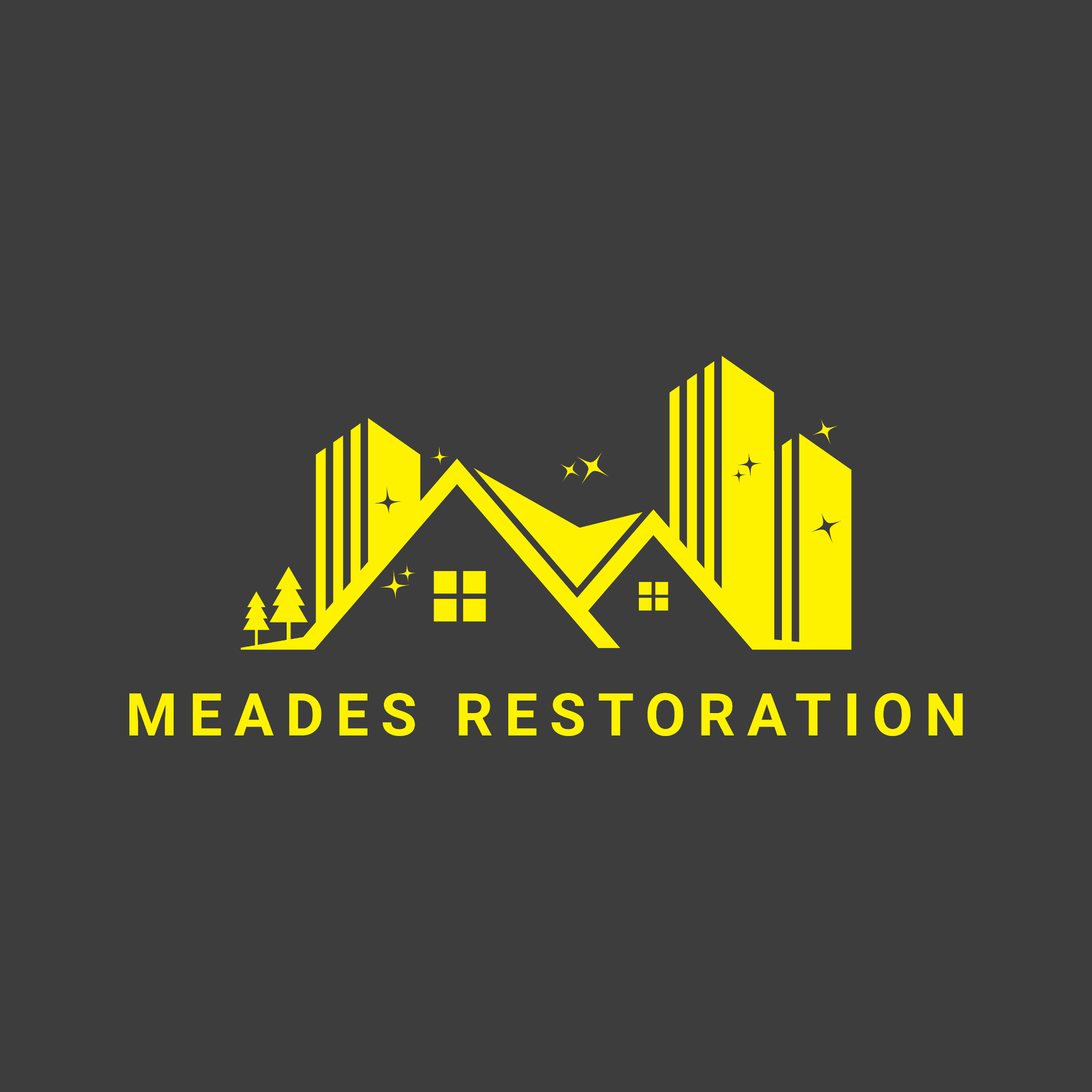Meades Restoration logo