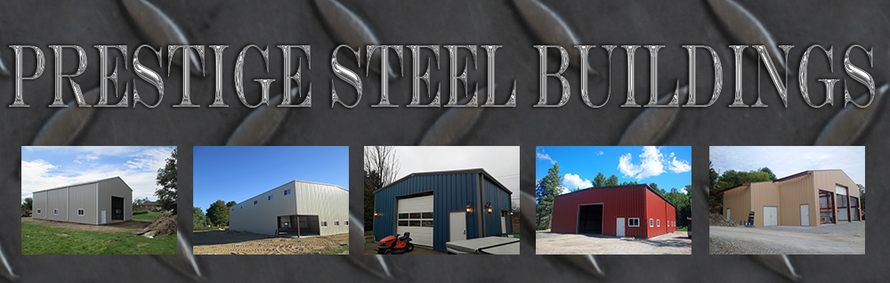 Prestige Steel Buildings Ltd. logo